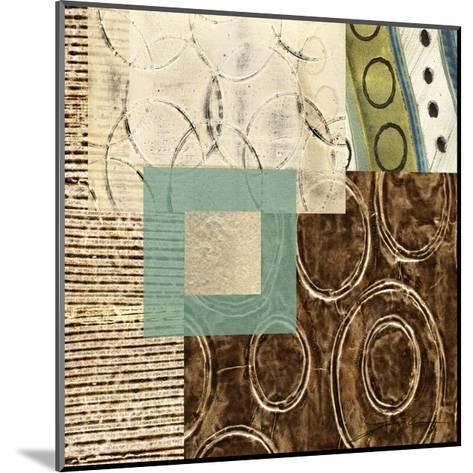 Wild About You II-Jason Higby-Mounted Art Print