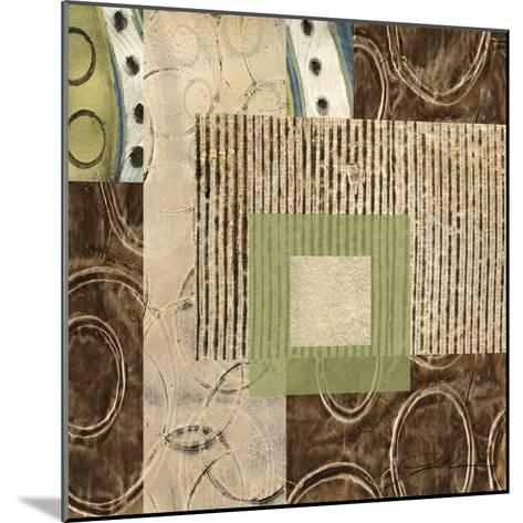 Wild About You I-Jason Higby-Mounted Art Print