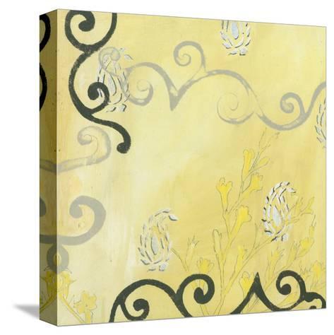 Canary II-Jodi Fuchs-Stretched Canvas Print