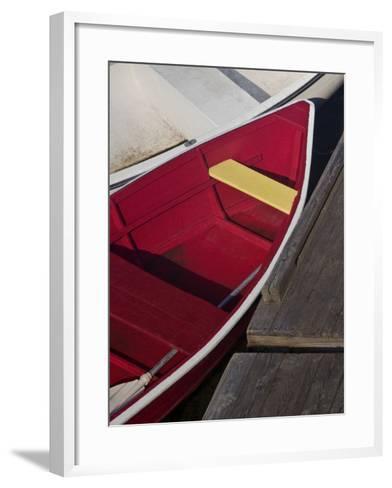 Row Boats VI-Rachel Perry-Framed Art Print