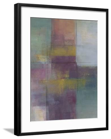 Mauve Essence II-Willie Green-Aldridge-Framed Art Print