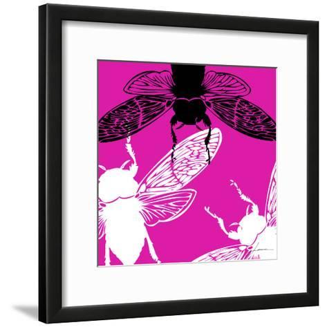 Pop Fly II-James Burghardt-Framed Art Print