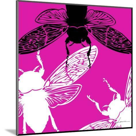 Pop Fly II-James Burghardt-Mounted Art Print
