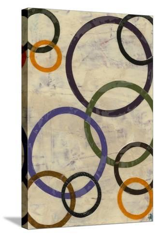 Round-n-Round I-Natalie Avondet-Stretched Canvas Print