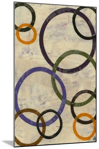 Round-n-Round I-Natalie Avondet-Mounted Art Print