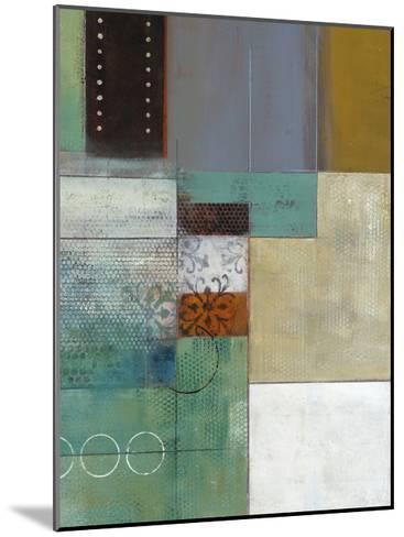 Cosmopolitan Abstract II-Willie Green-Aldridge-Mounted Art Print