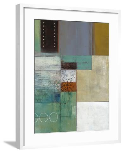 Cosmopolitan Abstract II-Willie Green-Aldridge-Framed Art Print