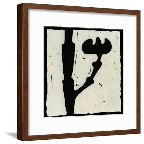 Profile I-Andrea Davis-Framed Art Print