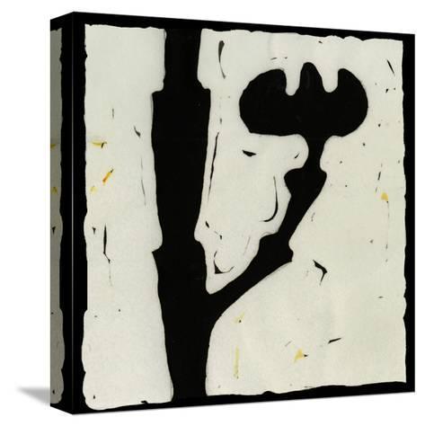 Profile I-Andrea Davis-Stretched Canvas Print