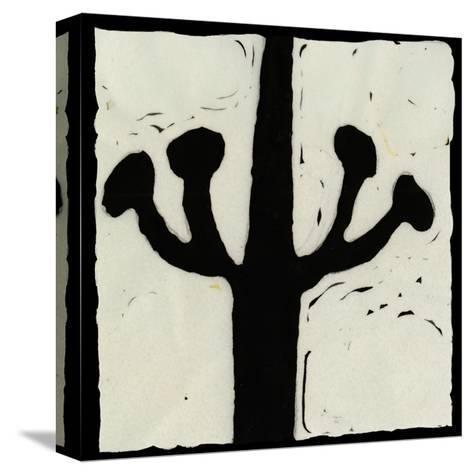 Profile II-Andrea Davis-Stretched Canvas Print