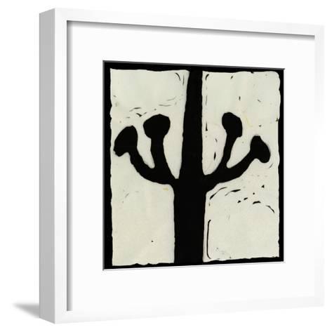 Profile II-Andrea Davis-Framed Art Print