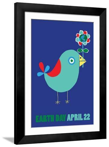 Earth Day-Melinda Beck-Framed Art Print