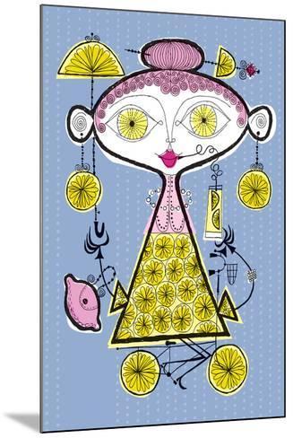 When Life Gives You Lemons-Melinda Beck-Mounted Art Print