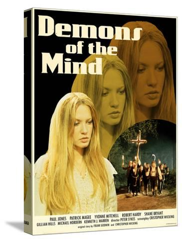 Demons of the Mind 1972 (Yellow)--Stretched Canvas Print