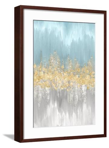 Neutral Wave Lengths III-Eva Watts-Framed Art Print