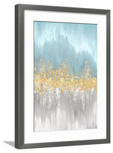 Neutral Wave Lengths I-Eva Watts-Framed Art Print