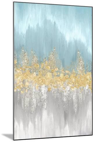 Neutral Wave Lengths I-Eva Watts-Mounted Art Print