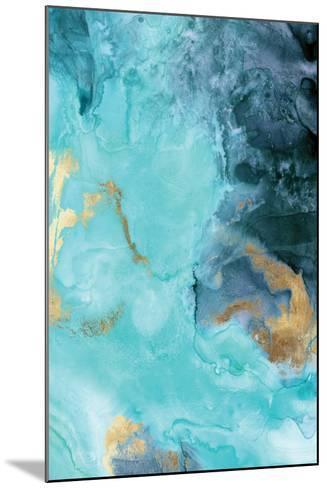 Gold Under the Sea II-Eva Watts-Mounted Art Print