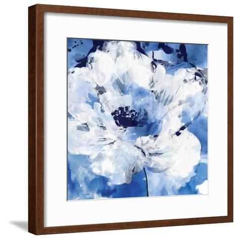Little Blue II-Eva Watts-Framed Art Print
