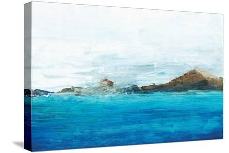 Coastal Views-Isabelle Z-Stretched Canvas Print