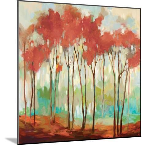 Beyond the Treetop-Allison Pearce-Mounted Art Print