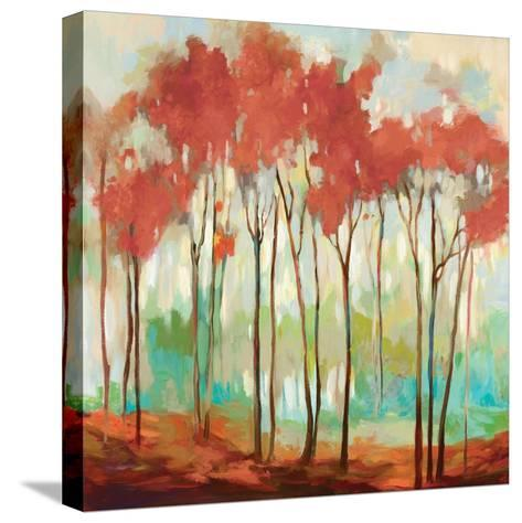 Beyond the Treetop-Allison Pearce-Stretched Canvas Print