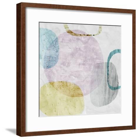Around the Stone II-Eva Watts-Framed Art Print