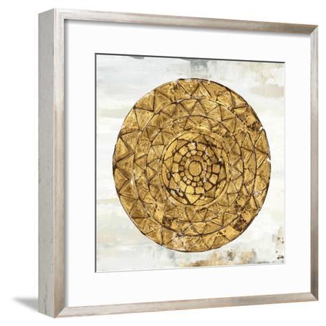 Gold Plate I-Tom Reeves-Framed Art Print