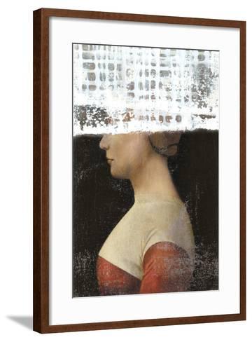 Papercut III-PI Studio-Framed Art Print