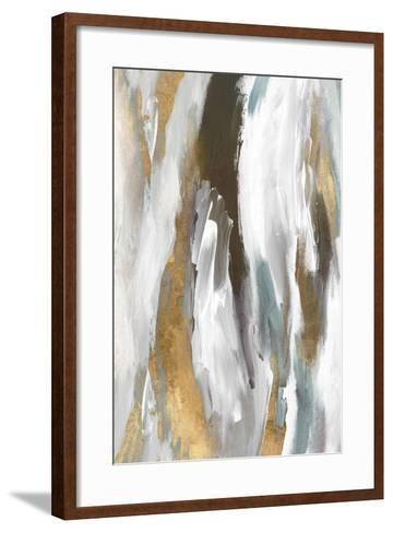 Smokey II-Isabelle Z-Framed Art Print