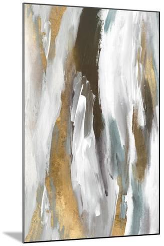 Smokey II-Isabelle Z-Mounted Art Print