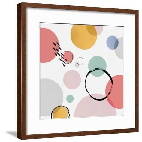 Colour Motion I-Isabelle Z-Framed Art Print