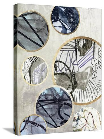 Metal Rings I-Tom Reeves-Stretched Canvas Print