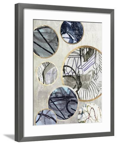 Metal Rings I-Tom Reeves-Framed Art Print