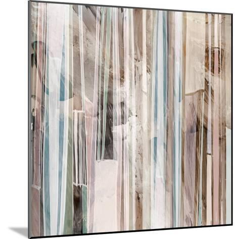 Subdued I-Isabelle Z-Mounted Art Print