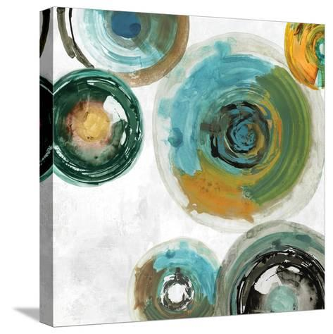 Spirals I-Tom Reeves-Stretched Canvas Print