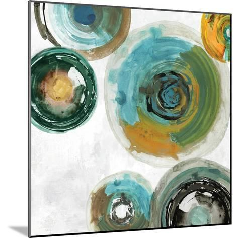 Spirals I-Tom Reeves-Mounted Art Print