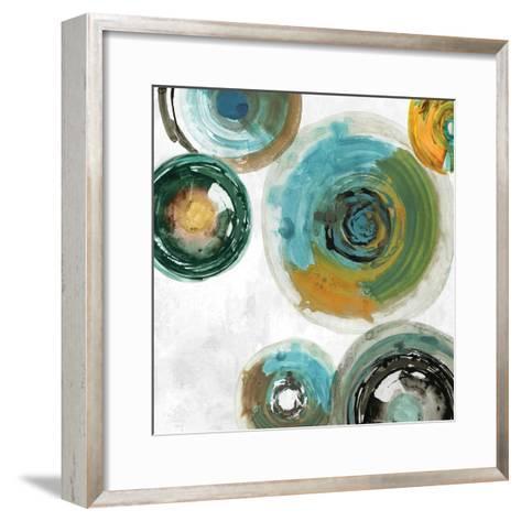 Spirals I-Tom Reeves-Framed Art Print