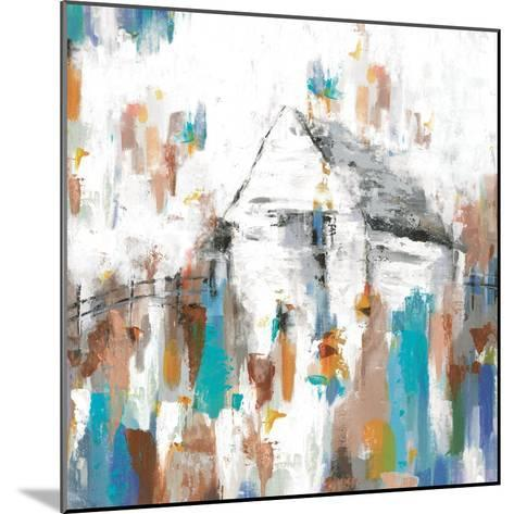 House in the Midst-Eva Watts-Mounted Art Print