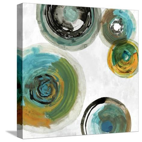 Spirals II-Tom Reeves-Stretched Canvas Print