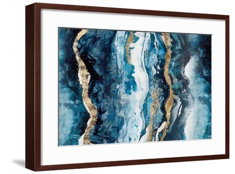 Effectus I-Isabelle Z-Framed Art Print