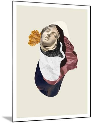 Feather light- Heaven on 3rd-Mounted Art Print