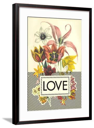 Love--Framed Art Print