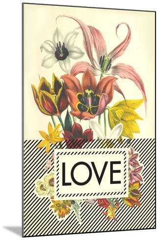 Love--Mounted Art Print