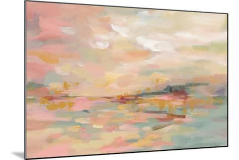 Pink Waves-Silvia Vassileva-Mounted Art Print