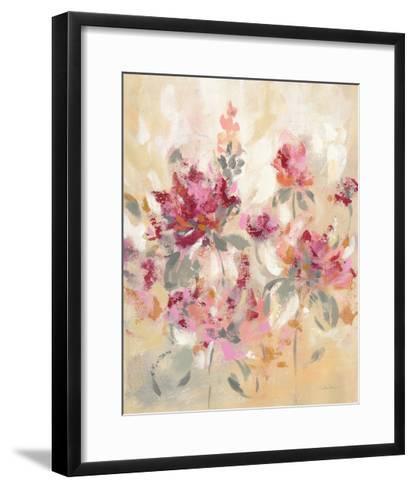 Floral Reflections I-Silvia Vassileva-Framed Art Print