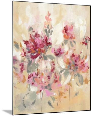 Floral Reflections I-Silvia Vassileva-Mounted Art Print