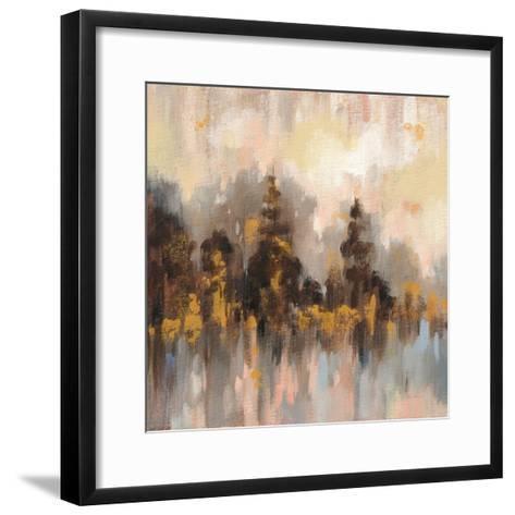 Blushing Forest II-Silvia Vassileva-Framed Art Print