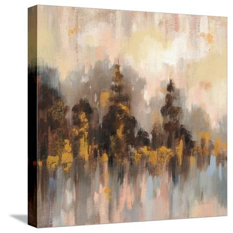 Blushing Forest II-Silvia Vassileva-Stretched Canvas Print