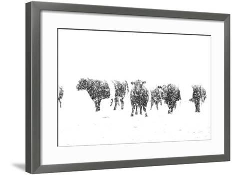 Oreos and Milk II-Aledanda-Framed Art Print